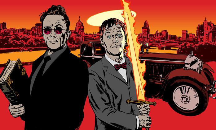Dobrá znamení - Terry Pratchett, Neil Gaiman