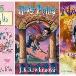 TOP 5: Příběhy, které mě přivedly do světa knihomolů