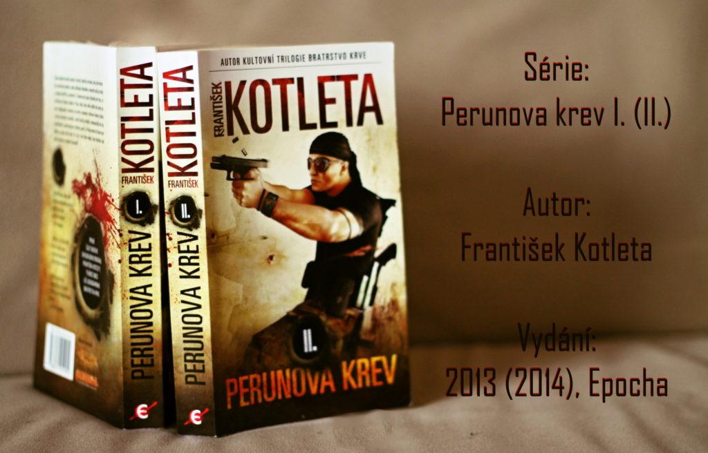 František Kotleta - Perunova krev