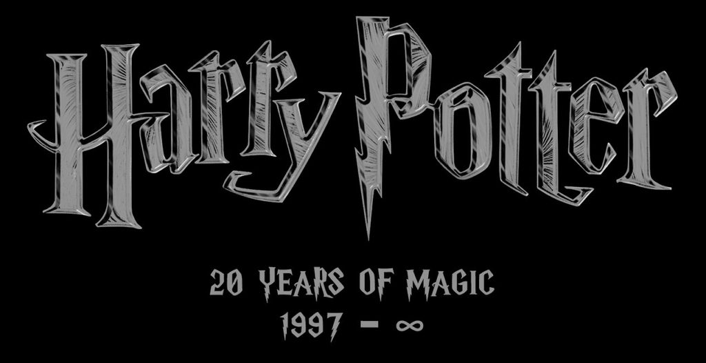 jk rowling harry potter 20 let