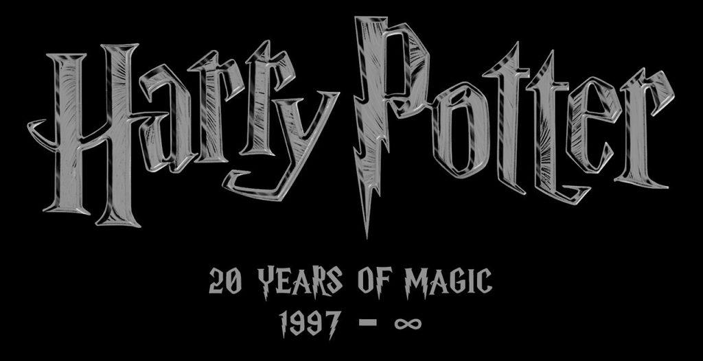 jk rowling harry potter 20 let