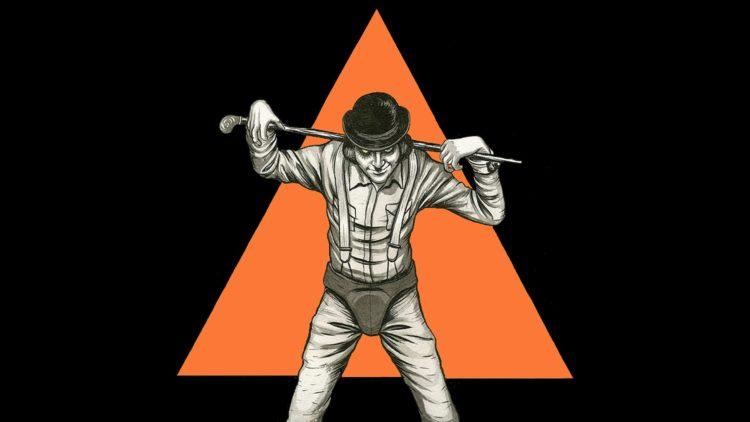 29 A Clockwork Orange Wallpapers