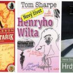 TOP 5 humorných knih, které vám rozzáří podzim