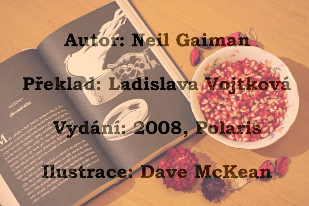 Recenze: Kniha hřbitova - Neil Gaiman