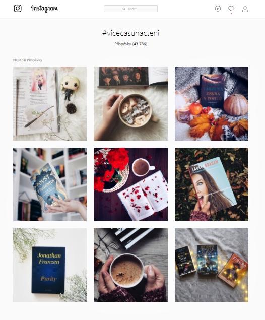 Knižní tipy: Hon na dokonalý #Bookstagram