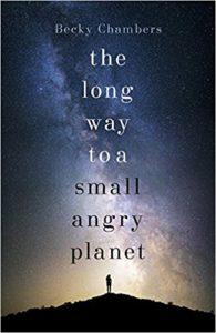 Dlouhá cesta na malou, rozzlobenou planetu - Becky Chambers