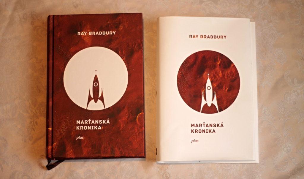 Recenze: Marťanská kronika – Ray Bradbury