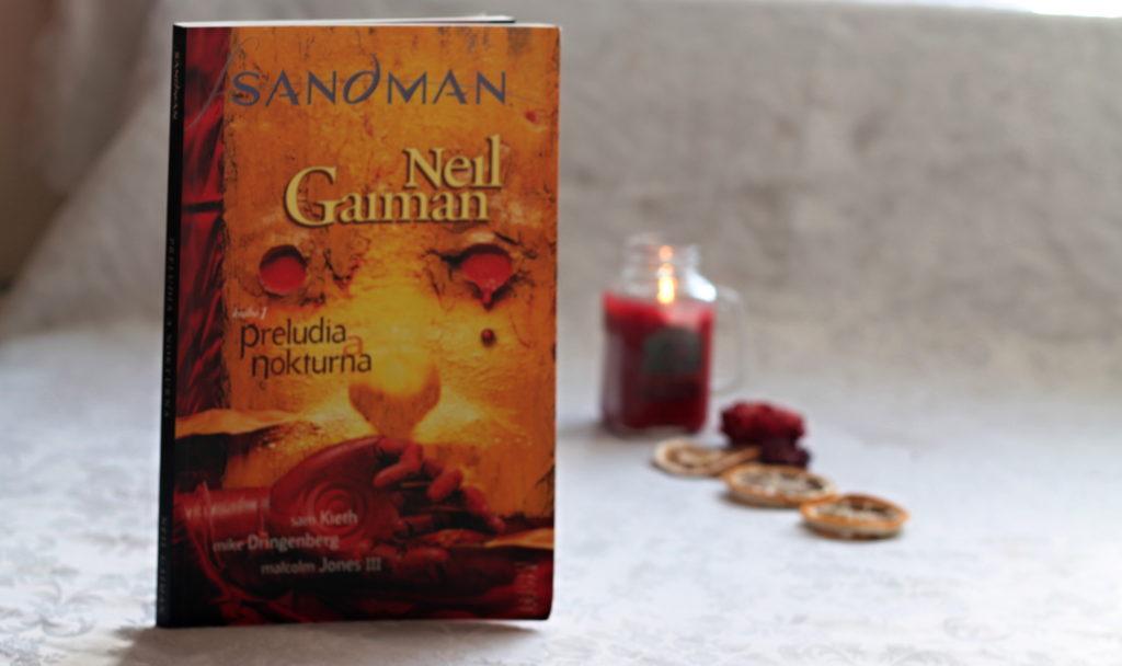Recenze: Preludia & nokturna - Neil Gaiman