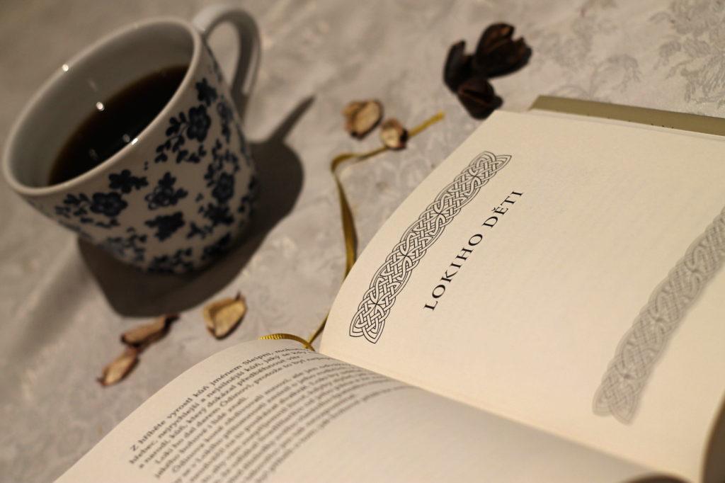 Recenze: Severská mytologie - Neil Gaiman