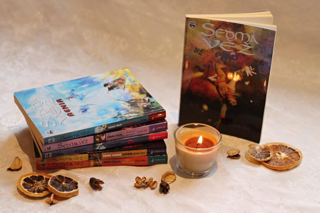 TOP 5 knižních fantasy sérií, které jsem jako dítě milovala, foto: Petra Šolajová