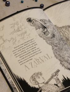 Recenze: Odd a mraziví obři - Neil Gaiman & Chris Riddell, foto: Petra Šolajová