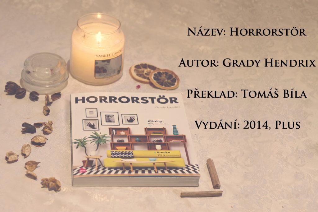 Recenze: Horrorstör - Grady Hendrix