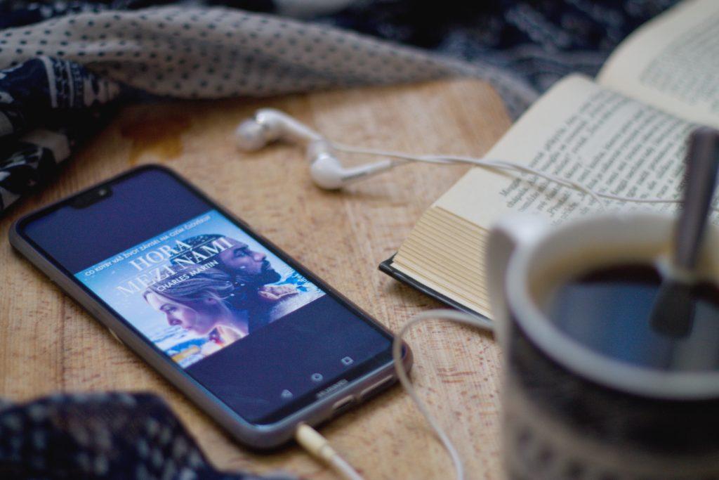 Recenze audioknihy: Hora mezi námi - Charles Martin