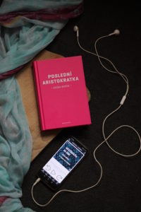 Recenze: Série Aristokratka - Evžen Boček