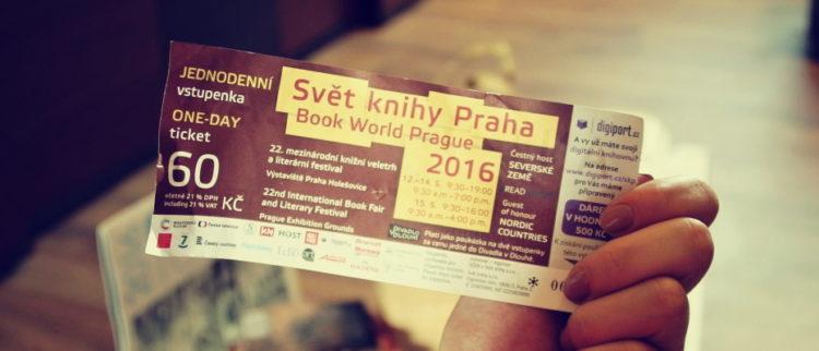 Svět knihy 2016