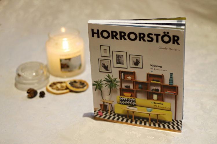 Recenze: Horrorstör - Grady Hendrix, foto: Petra Šolajová