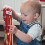 Chlapeček doporučuje: Dětské knihy pro nejmenší (1. část)