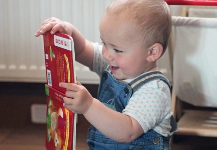 Chlapeček doporučuje: Dětské knihy pro nejmenší (1. část), Foto: Petra Šolajová