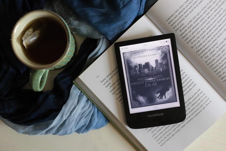 Recenze: PocketBook Touch Lux 5