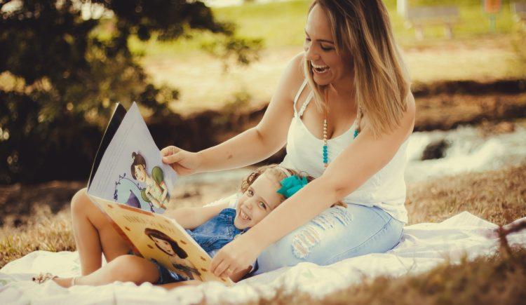5 rad, jak si na mateřské najít čas na čtení