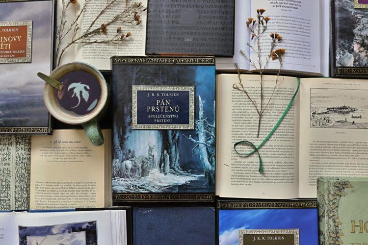 25. března slavíme den čtení Tolkiena!