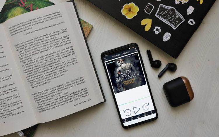Recenze audioknihy: Šedí bastardi - Jonathan French